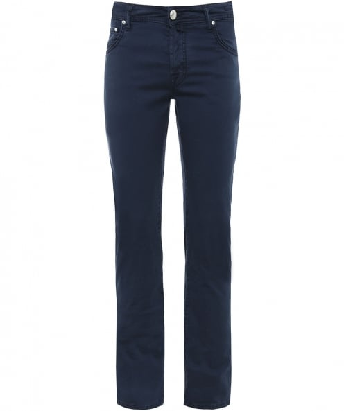 Jacob Cohen Slim Fit Vintage Comfort Jeans