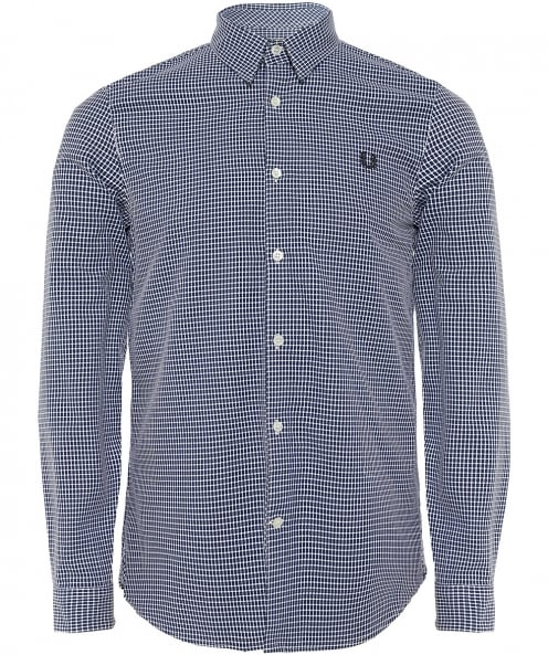 Fred Perry Woven Pattern Shirt