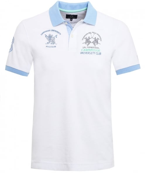 La Martina Pique Percival Polo Shirt