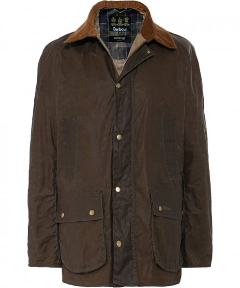 Barbour Lightweight Wax Ashby Jacket