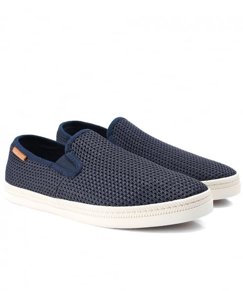 Gant Woven Slip-On Viktor Trainers