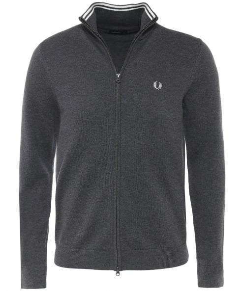 Fred Perry Classic Zip-Through Cardigan