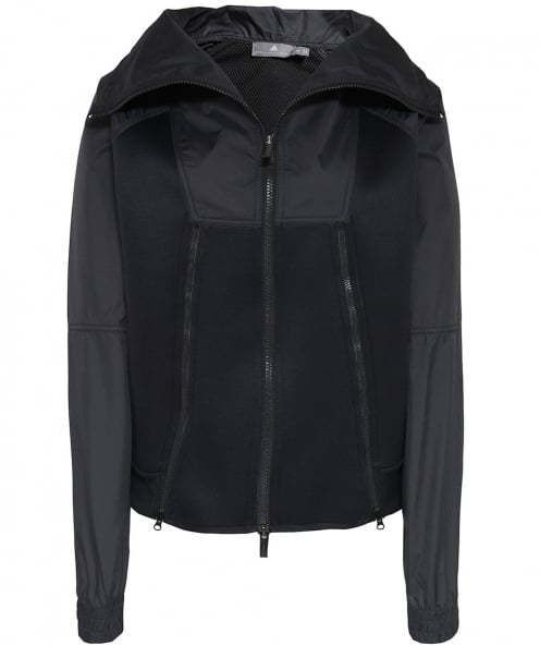 adidas by Stella McCartney Scuba Panelled Shell Jacket