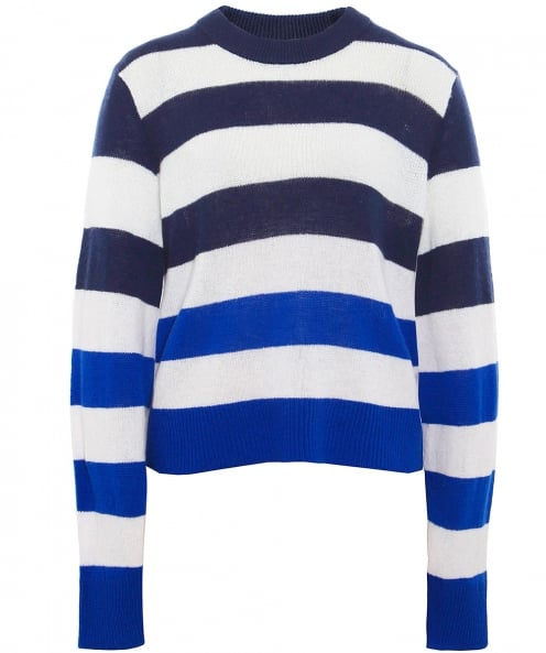 Rag and Bone Striped Cashmere Annika Jumper
