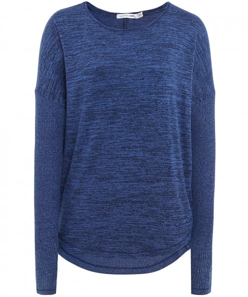 Rag and Bone Long Sleeve Amelie Top