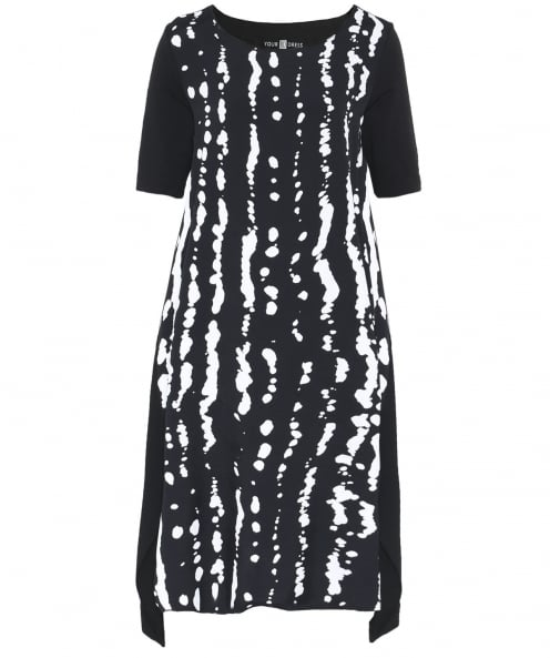 Xenia Design Bita Printed A-Line Dress