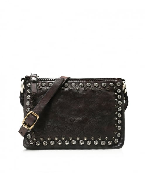 Campomaggi Small Leather Shoulder Bag