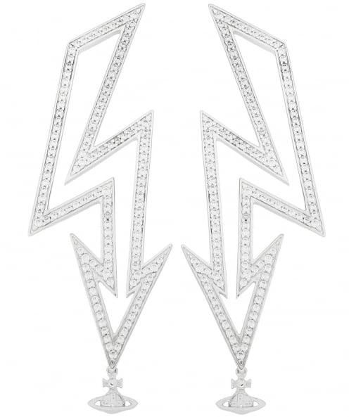 Vivienne Westwood Accessories Isadora Earrings