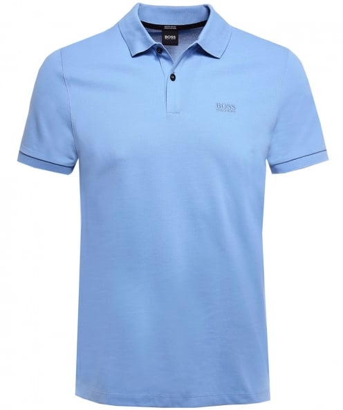BOSS Regular Fit Pima Cotton Pallas Polo Shirt