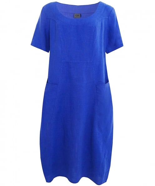 Crea Concept Linen Pocket Dress