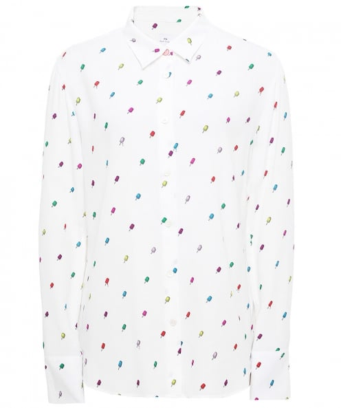 PS by Paul Smith Ice Lolly Classic Shirt