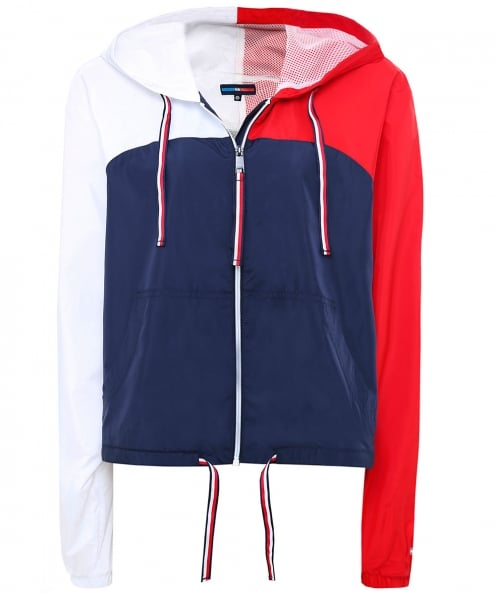 Tommy Hilfiger Brisa Windbreaker Jacket