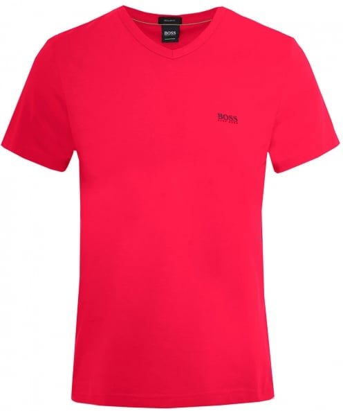 BOSS Regular Fit V-Neck Teevn T-Shirt