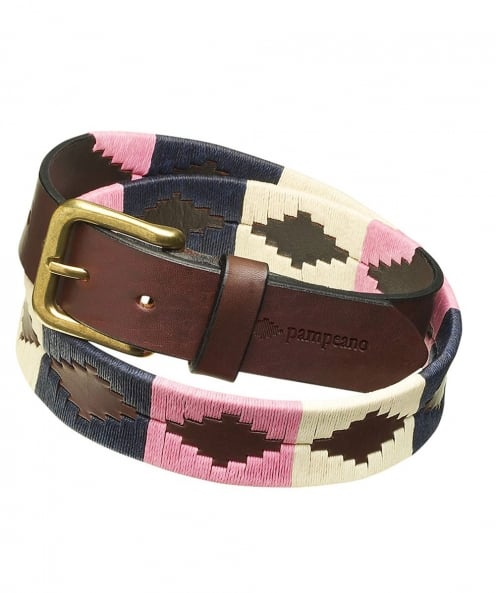 Pampeano Leather Dulce Polo Belt