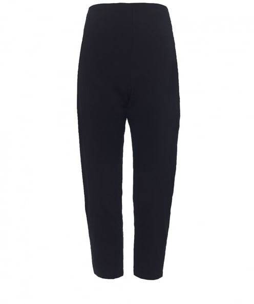 Lurdes Bergada Straight Leg Cropped Trousers