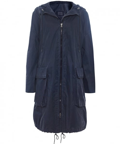 Oska Washed Cotton Berrin Coat