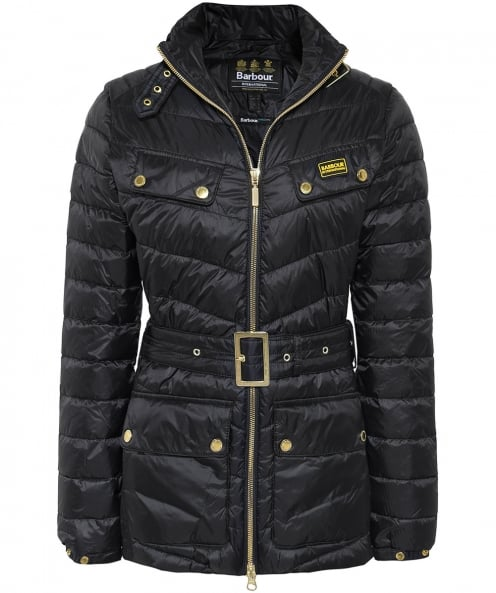 Barbour International Quilted Gleann Jacket