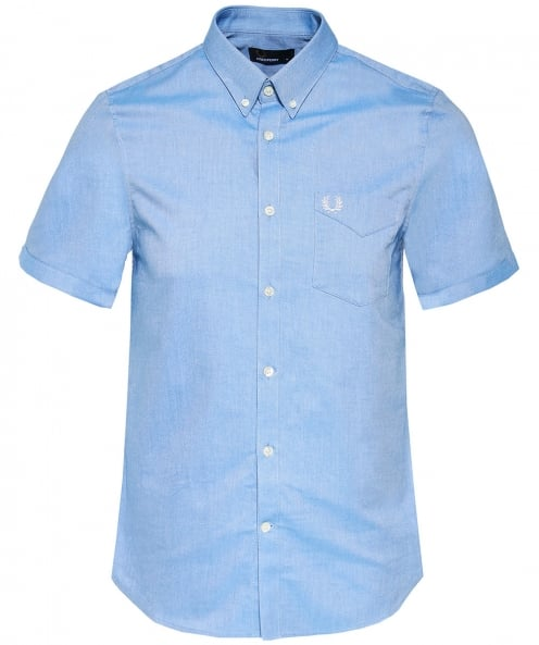 Fred Perry Classic Short Sleeve Oxford Shirt