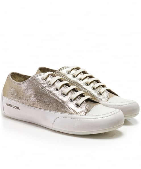 Candice Cooper Rock Low Top Trainers