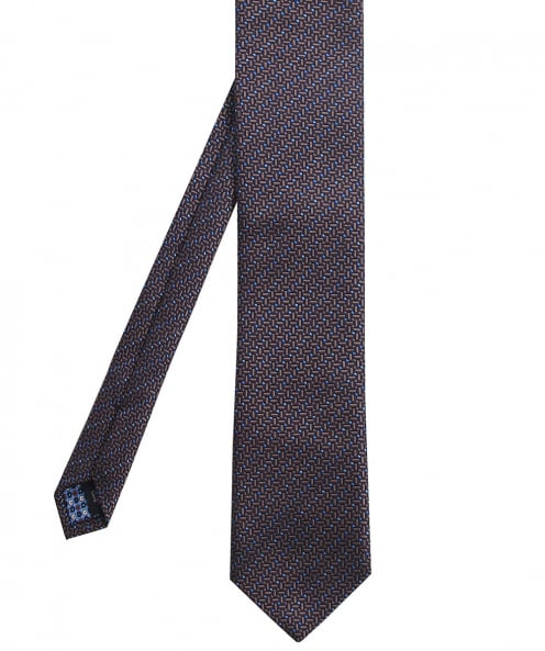 Hemley Silk Patterned Tie