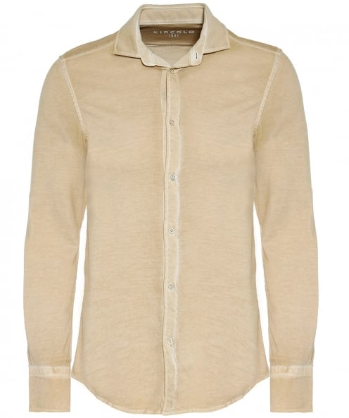 Circolo 1901 Jersey Cotton Shirt
