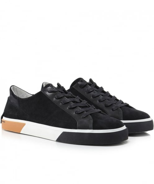 Crime London Suede Storm Trainers