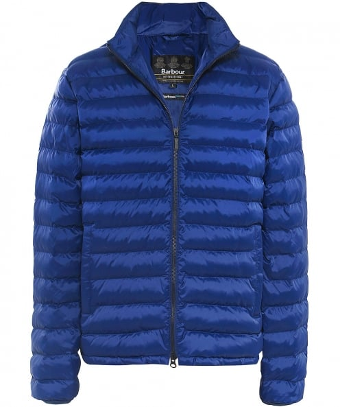 Barbour International Quilted Impeller Jacket