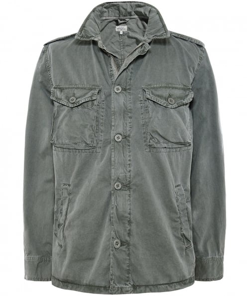 Hartford Twill Woven Joshua Field Jacket