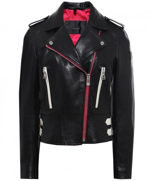 Belstaff Leather Racing Marving-T Jacket