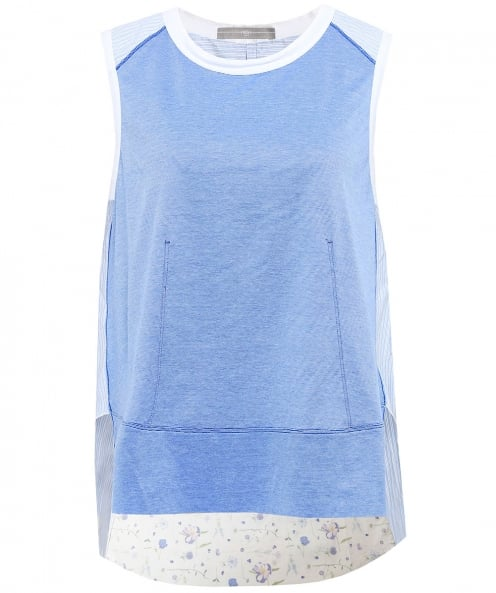 High Plaudit Sleeveless Top