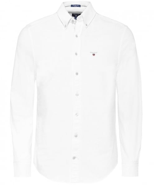 Gant Slim Fit Tech Prep Pique Shirt