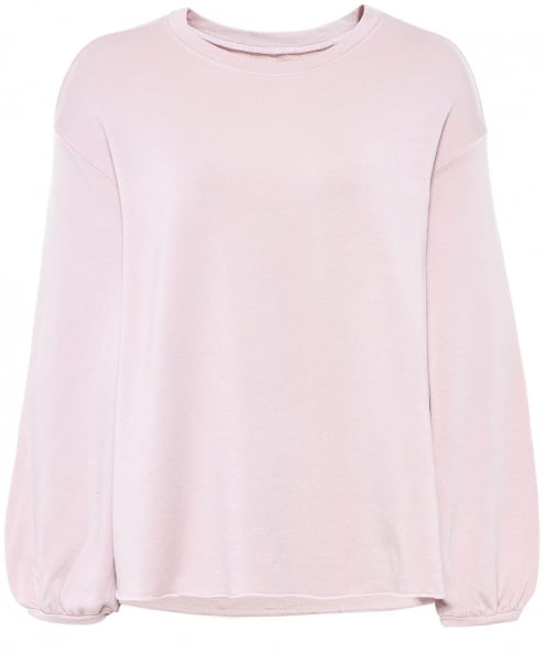 Velvet by Graham and Spencer Ember Crew Neck Sweat Top