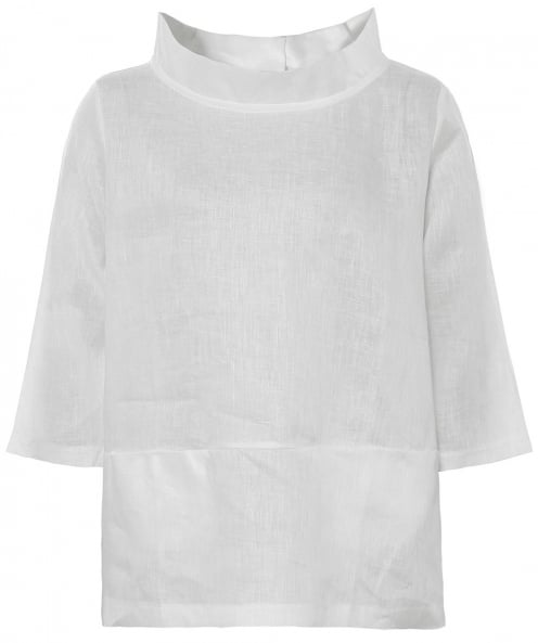 Thanny Casacca Linen Top