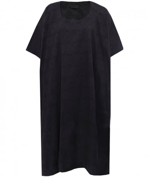 Moyuru Japanese Self Spot Oversized Tunic