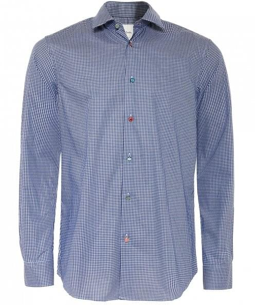 Paul Smith Slim Fit Gingham Charm Button Shirt