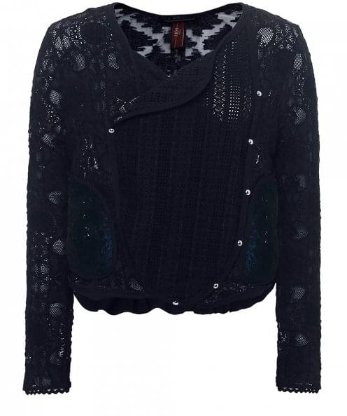 High Introduce Embroidered Jacket