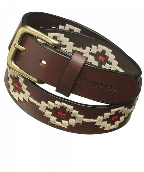 Pampeano Leather Principe Polo Belt