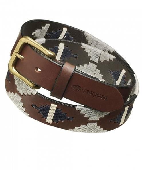 Pampeano Leather Tornado Polo Belt