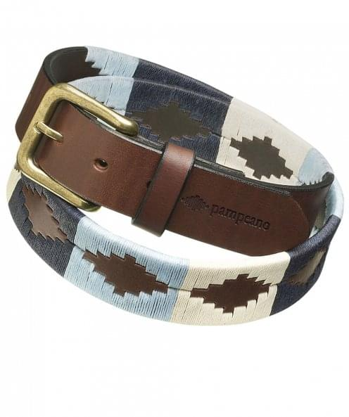 Pampeano Leather Cometa Polo Belt