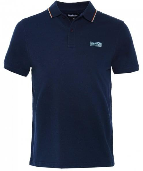 Barbour International Pique Road Polo Shirt