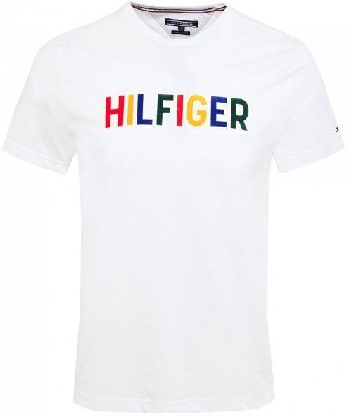 Tommy Hilfiger Graphic Logo T-Shirt