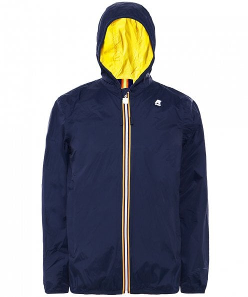 K-Way Water Resistant Jacques Plus Double Jacket