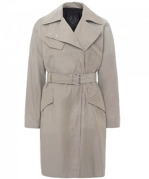 Belstaff Tailworth Waist Tie Trench Coat