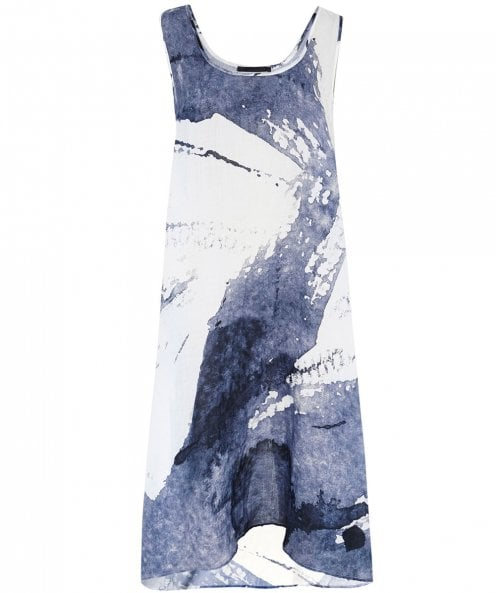 Crea Concept Water Print Dress