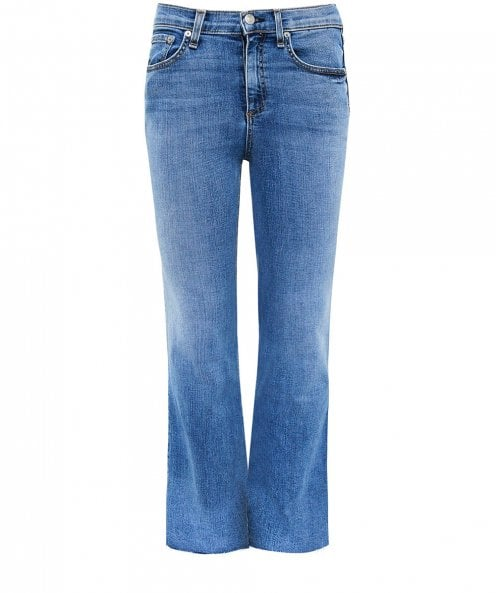 Rag and Bone Hana Straight Leg Jeans