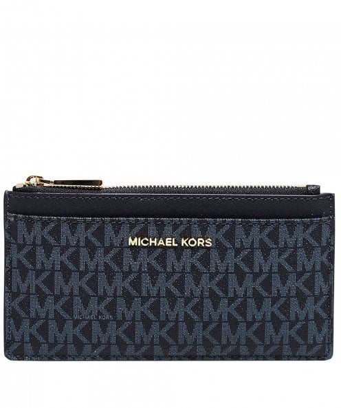 MICHAEL Michael Kors Logo Card Case