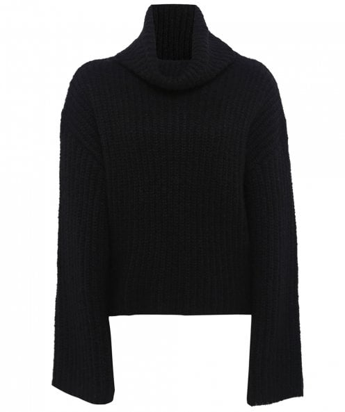 Kendall and Kylie Wool Cross Back Jumper