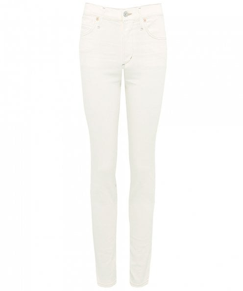 Citizens of Humanity High Rise Cara Cigarette Jeans