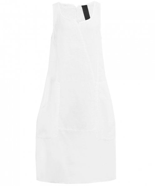 Rundholz Linen Pocket Dress