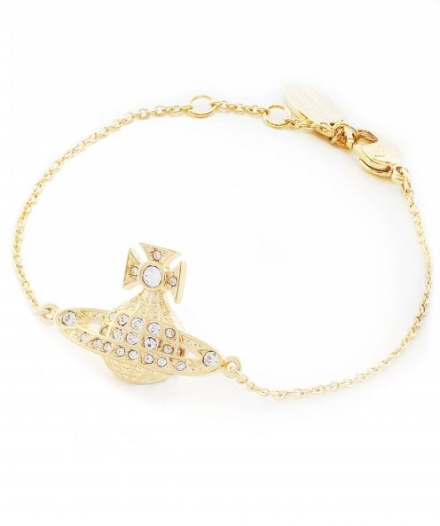 Vivienne Westwood Accessories Mini Bas Relief Bracelet